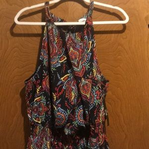 New York & CO Romper NEW WITH TAGS